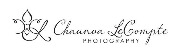 Logo for Dallas / Fort Worth Maternity, Newborn, and Children's Photographer Chaunva LeCompte Photography